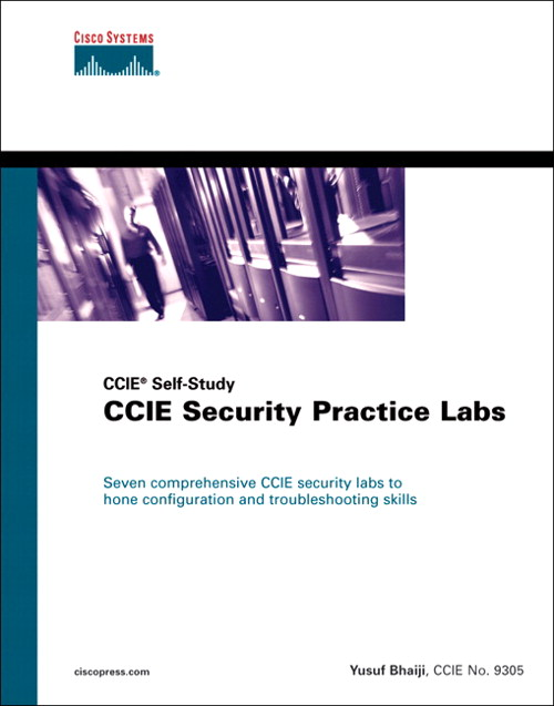CCIE Security Practice Labs (CCIE Self-Study)
