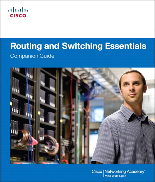 Routing and Switching Essentials  Companion Guide