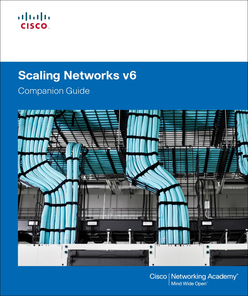 Scaling Networks v6 Companion Guide