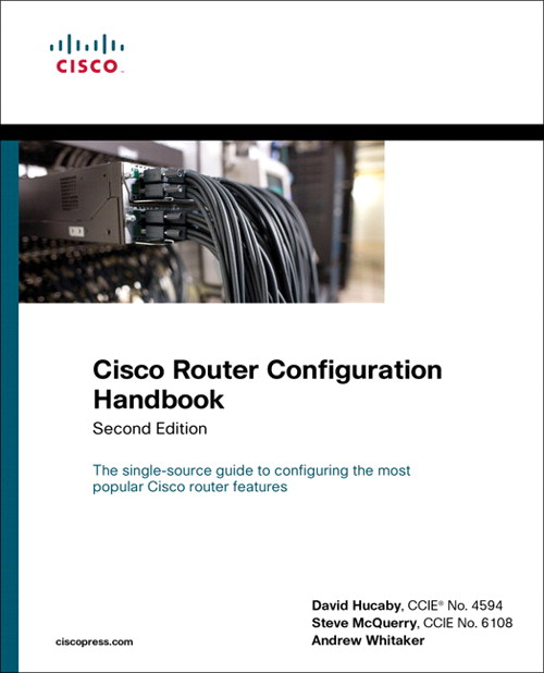 Cisco Router Configuration Handbook, 2nd Edition