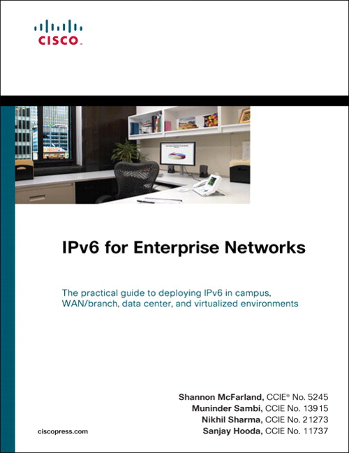 IPv6 for Enterprise Networks