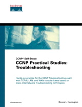 CCNP Practical Studies: Troubleshooting (CCNP Self-Study)