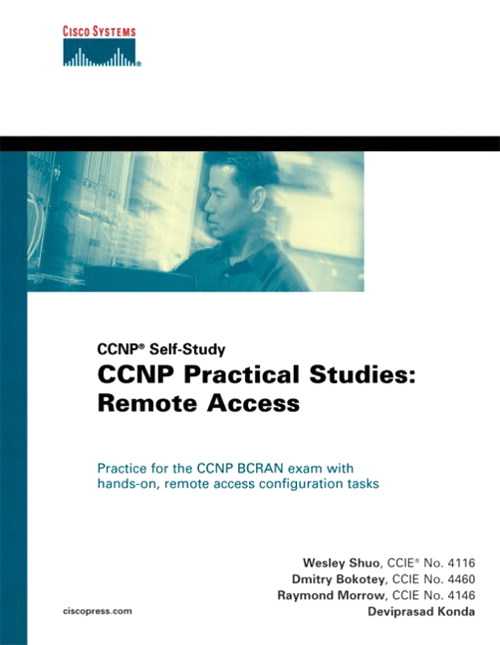 CCNP Practical Studies: Remote Access (CCNP Self-Study)