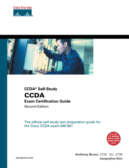 CCDA® Exam Certification Guide (CCDA Self-Study, 640-861), 2nd Edition