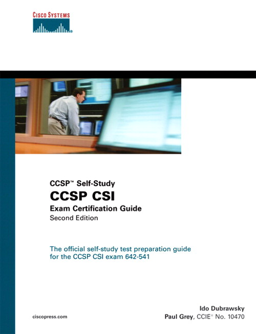 CCSP CSI Exam Certification Guide, 2nd Edition