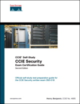 CCIE Security Exam Certification Guide (CCIE Self-Study), 2nd Edition