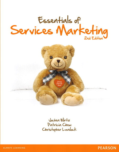 Essentials of Services Marketing, 2nd Edition