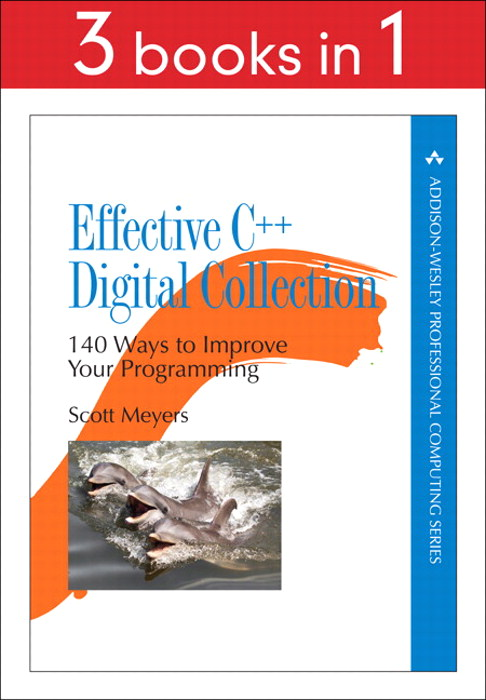 Effective C++ Digital Collection