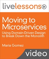 Moving to Microservices: Using Domain-Driven Design to  shatter Down the Monolith