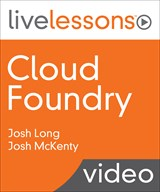 Cloud Foundry LiveLessons