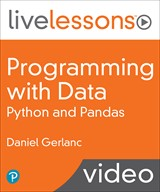 Programming with Data: Python and Pandas /></a><br />