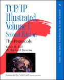 TCP/IP Illustrated, Volume 1: The Protocols, 2nd Edition
