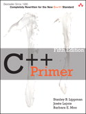 The C++ Primer, Fifth Edition