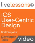 iOS User-Centric Design LiveLessons