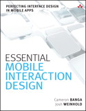 Eseential Mobile Interaction Design