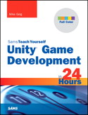 Sams teach Yourself Unity Game Development